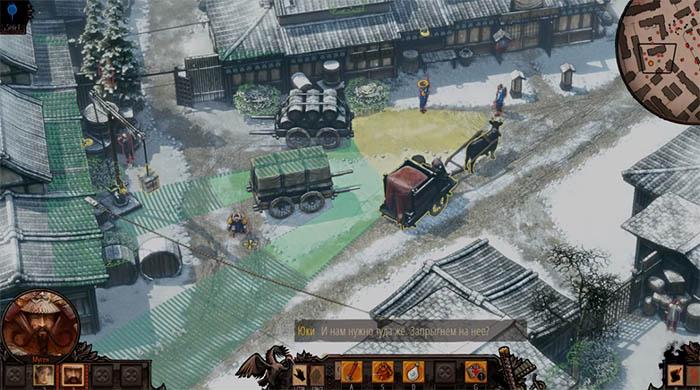 Shadow Tactics: Blades of the Shogun - ТОП 27 игр про шпионов и разведчиков на ПК