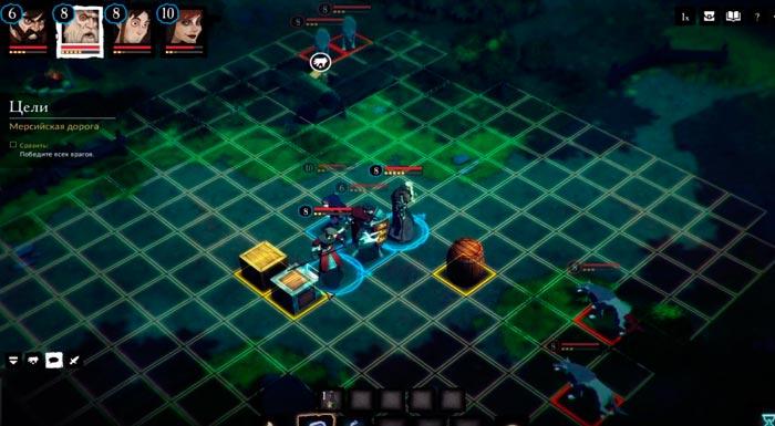 Sword Legacy Omen пошаговые стратегии