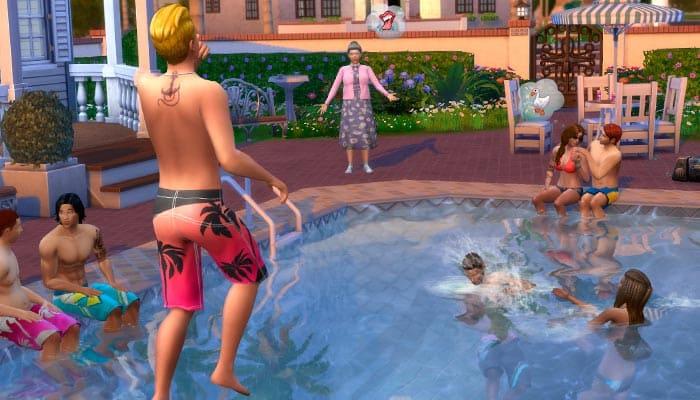 The Sims 4 симулятор жизни