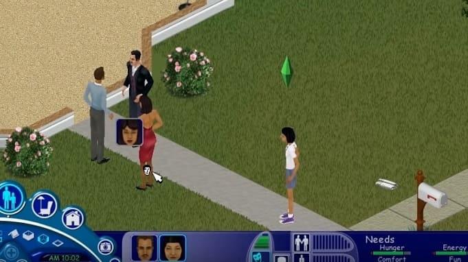 The Sims - симулятор жизни