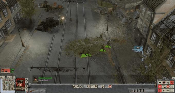В тылу врага: описание всех частей серии игр