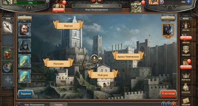 ТОП 27 лучших игр про рыцарей на ПК различных жанров