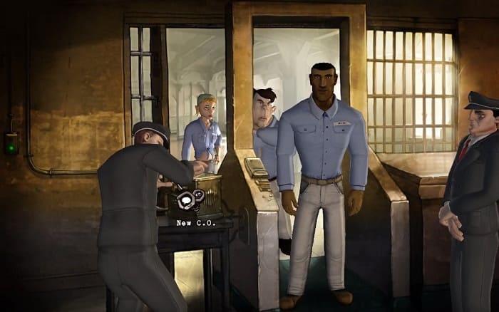 1954 alcatraz игры про тюрьму