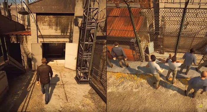 A way out игры про побег из тюрьмы