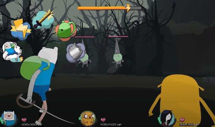 Adventure Time: Pirates of the Enchiridion игры по мультикам на пк