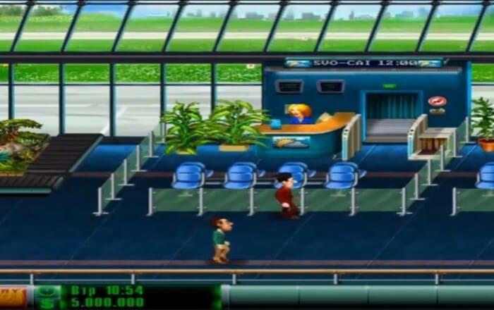 Airline Tycoon игры про бизнес на пк