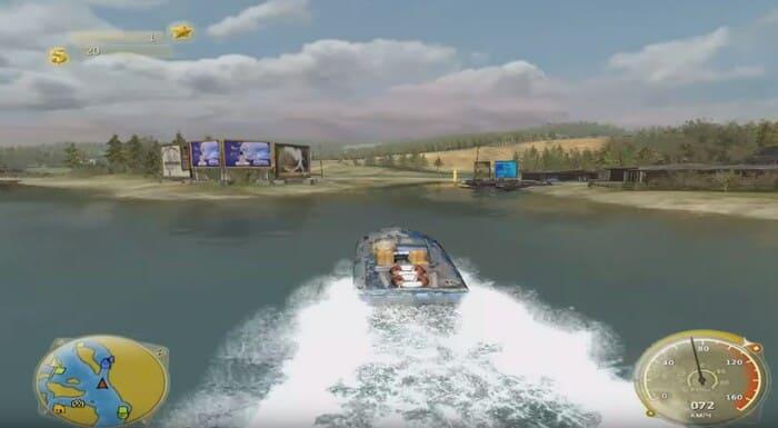 Aquadelic GT игры про корабли на пк