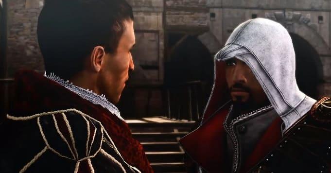 "assassins creed brotherhood - dlc ко второй части ""ассасинов"""