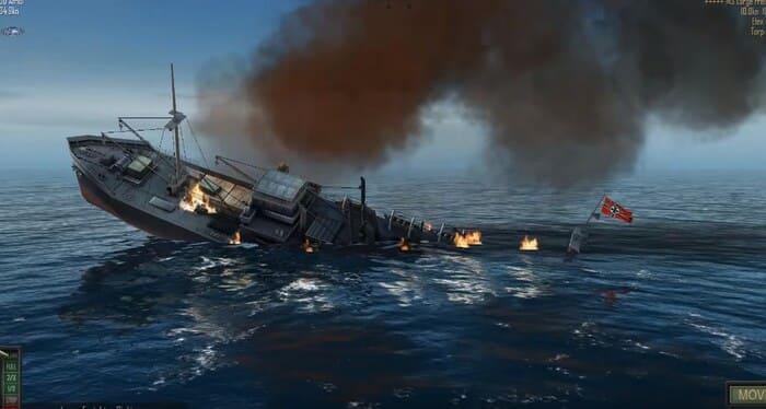 Atlantic Fleet игры про корабли на пк