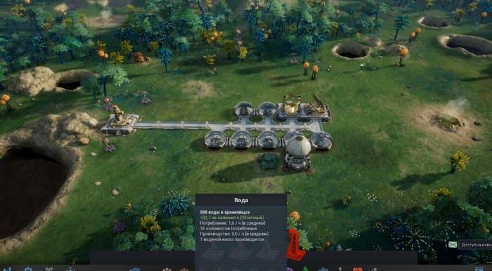Aven colony игры про строительство
