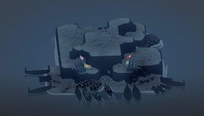 Bad North: Jotunn Edition игры про викингов на пк