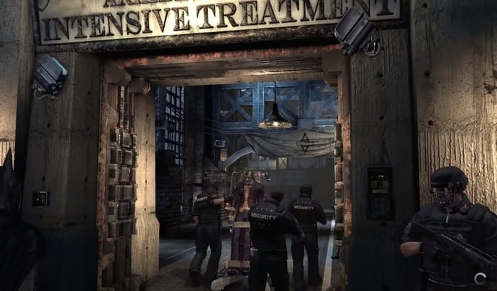 Batman: Arkham Asylum Game игры про больницы на пк