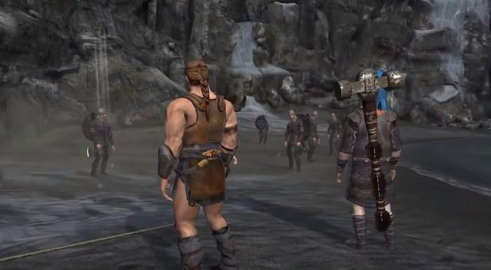 Beowulf: The Game игры про викингов на пк