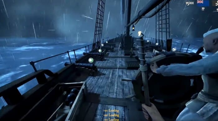Blackwake онлайн игры про корабли