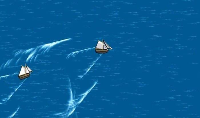BlockofRum игра про кораблики