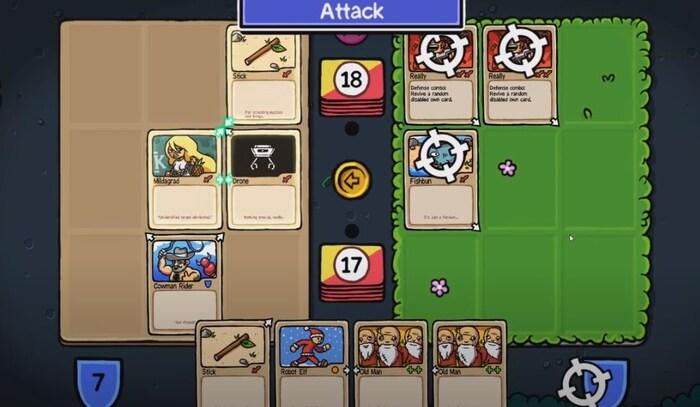 Card City Nights карточные игры на пк
