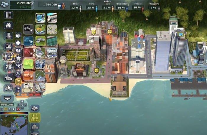 City Life игры про строительство