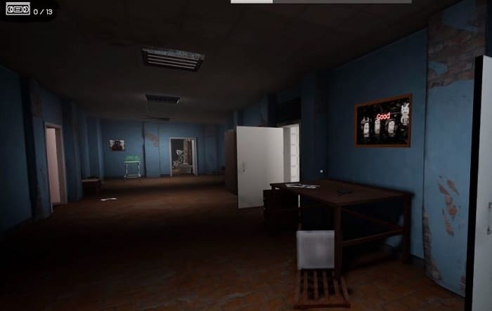 Creepy Vision игры про побег из тюрьмы