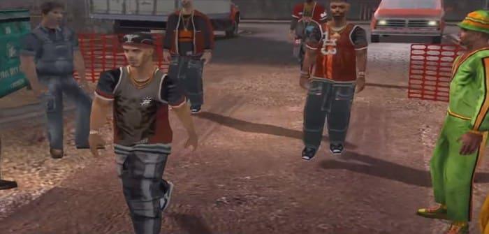 Crime Life: Gang Wars игры про бандитов на пк