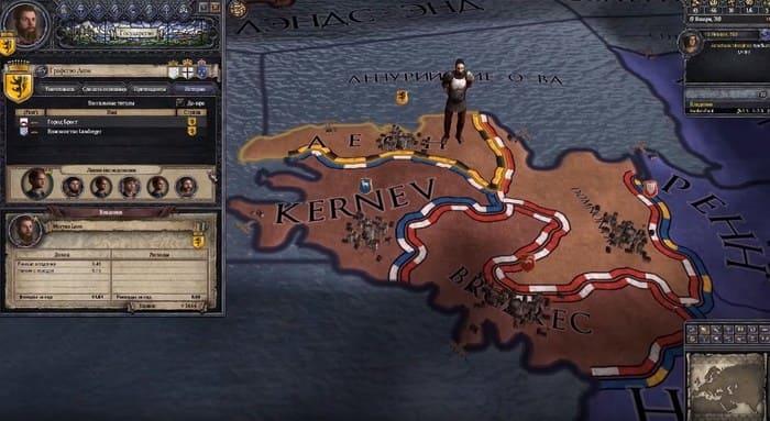 Crusader Kings II глобальные экономические стратегии на пк