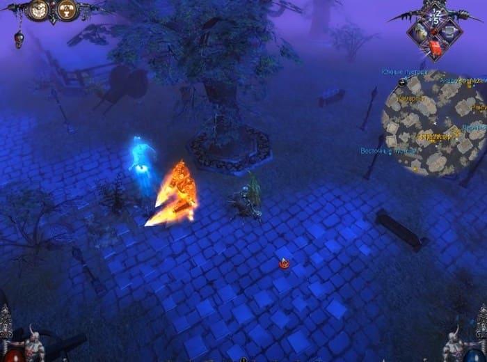 Dawn of Magic игры про магию