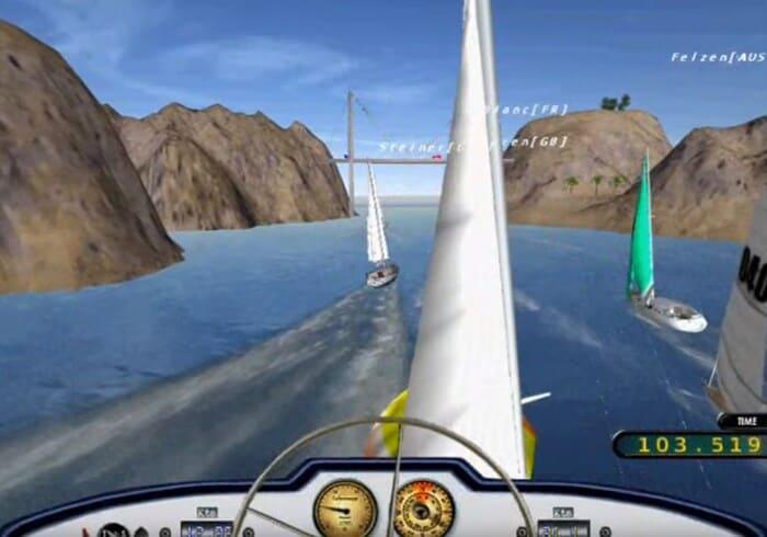 Days of Sail игры про корабли на пк