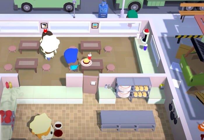 Diner Bros про поваров игры
