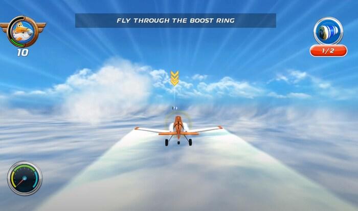 Disney Planes игры по мультикам на пк