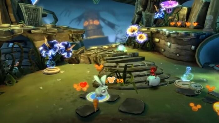 Disney Universe игры по мультфильмам