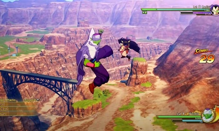 Dragon Ball игры по мультикам