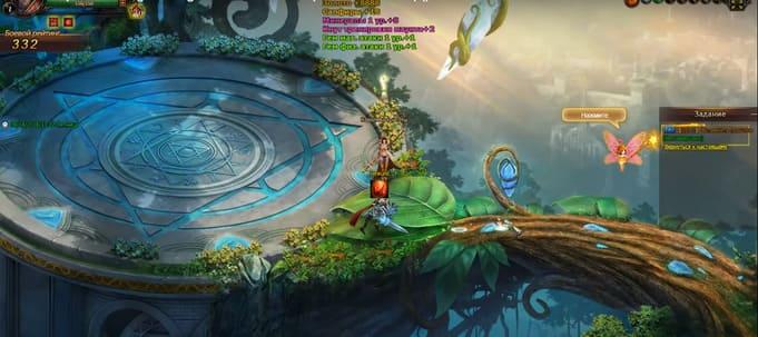 Dragon Knight 2 браузерные игры на пк