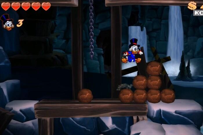 Duck Tales: Remastered игры по мультикам на пк
