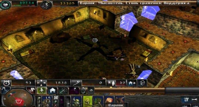Dungeon 3 экономические стратегии на пк