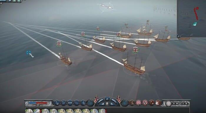Empire: Total War стратегия про корабли на пк