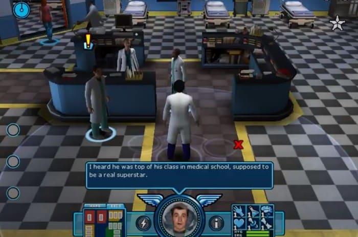 ER игры про врачей на пк