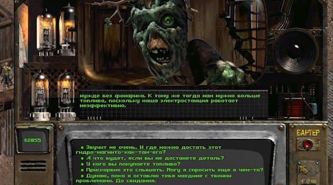 fallout 2 - легендарная игра в мире постапокалипсиса