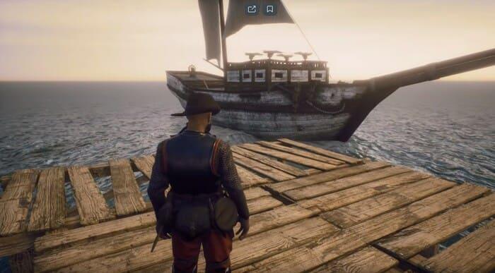 FeralBlue игры про корабли на пк