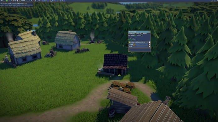 Foundation игры про развитие деревни