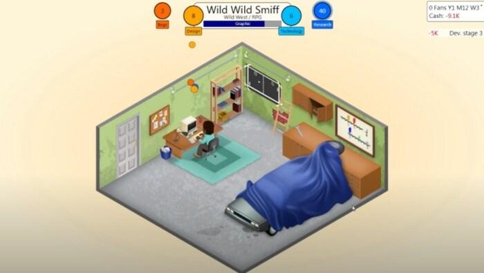 Game Dev Story tycoon игры на пк
