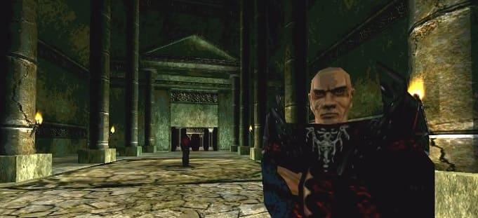 ghotic 2 - легендарная и лучшая игра в серии