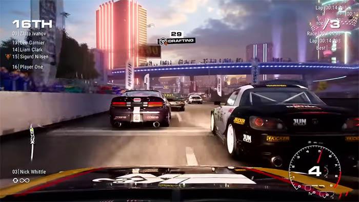GRID - ТОП 24 лучших гоночных игр, симуляторов гонщика для владельцев ПК