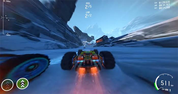 Grip: Combat Racing - ТОП 24 лучших гоночных игр, симуляторов гонщика для владельцев ПК