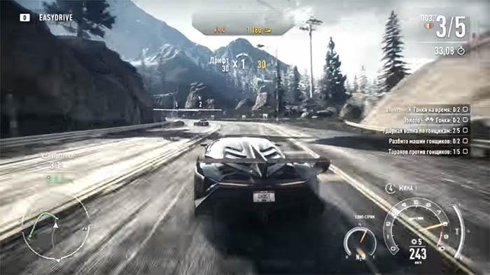 Need for Speed Rivals - ТОП 24 лучших гоночных игр, симуляторов гонщика для владельцев ПК
