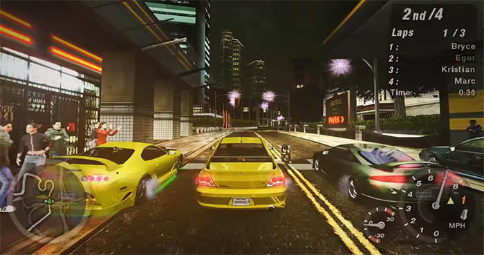 Need for Speed: Underground 2 - ТОП 24 лучших гоночных игр, симуляторов гонщика для владельцев ПК