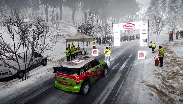 WRC 7 - ТОП 24 лучших гоночных игр, симуляторов гонщика для владельцев ПК