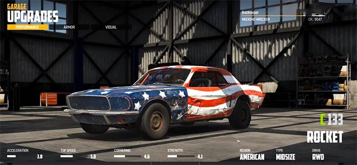 Wreckfest - ТОП 24 лучших гоночных игр, симуляторов гонщика для владельцев ПК