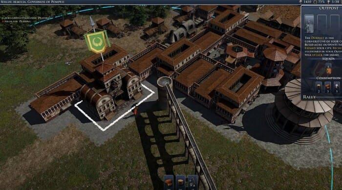 Grand Ages: Rome игры про развитие городов