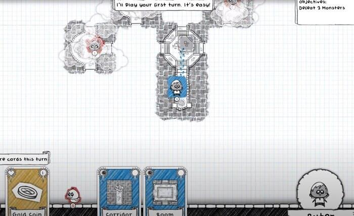 Guild of Dungeoneering карты на пк