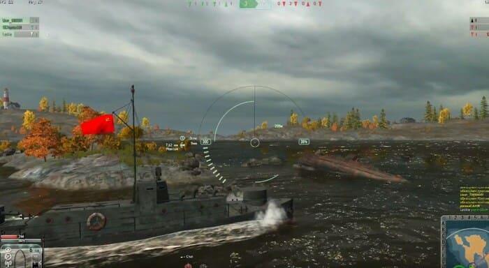 GunFleet игры про корабли