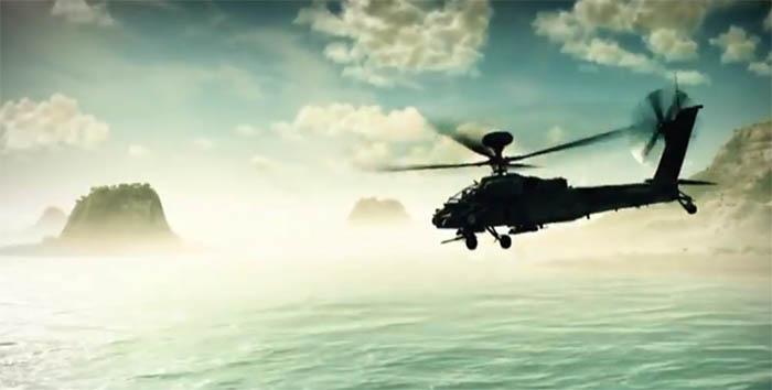 Apache: Air Assault - ТОП 18 игр про вертолёты, симуляторы и аркады